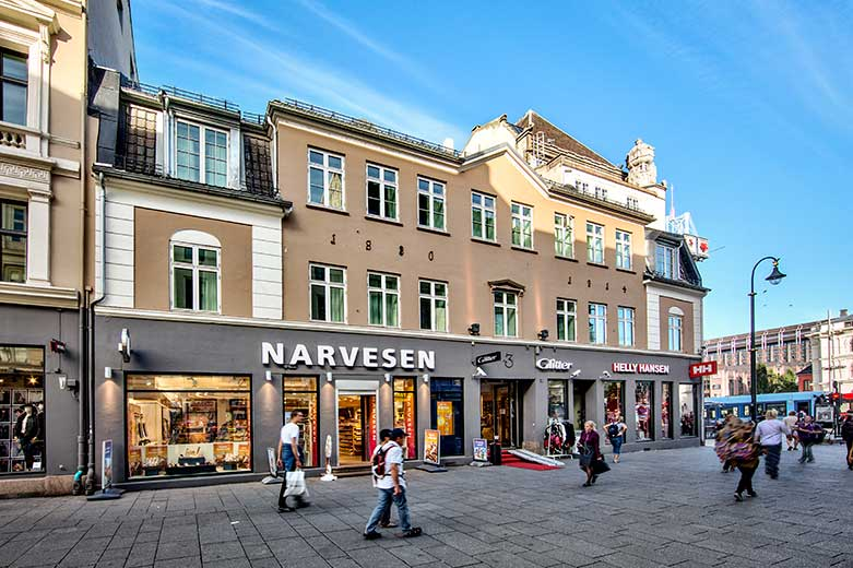 Karl Johans gate 3 i Oslo