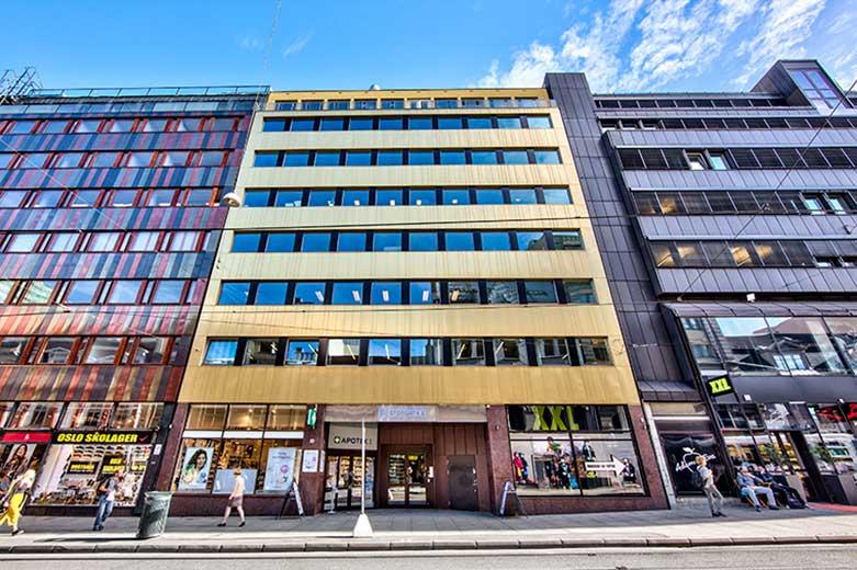 Storgata 8 i Oslo