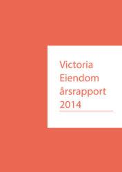 Victoria Eiendom årsrapport 2014