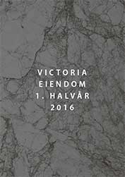 1. halvårsrapport 2016 for Victoria Eiendom