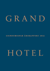 Årsrapport Eiendomsspar 2016