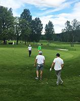 Eiendomsspars golfturnering 2017 Bogstad Golfklubb