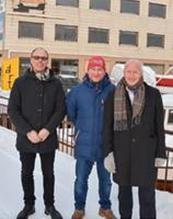 Eiendomsspars hotellprosjekt i Svolvær
