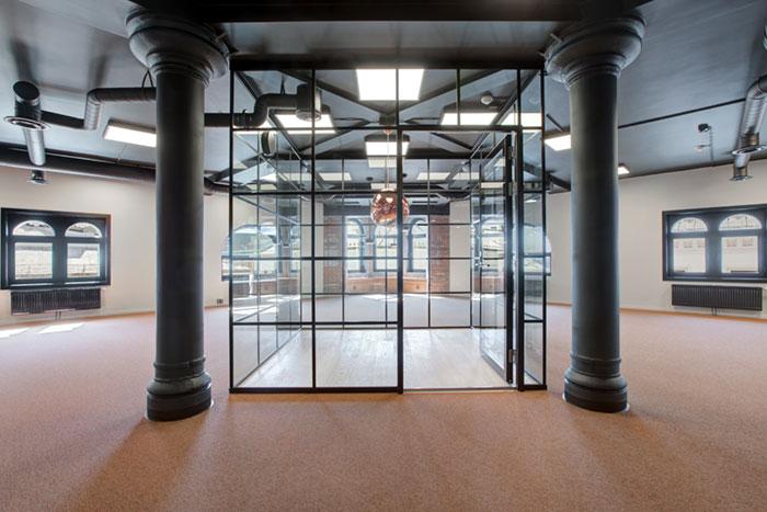 Nye lokaler for Unacast i Karl Johans gate 21