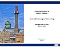 Victoria Eiendom generalforsamling 2019 presentasjon