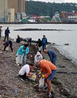 Eiendomsspar og CleanSounds strandryddeaksjon