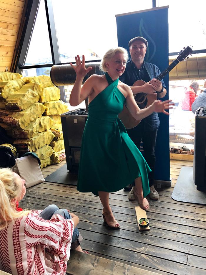 Eiendomsspar strandryddaksjon CleanSounds Hilde Louise Asbjørnsen