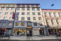 Dronningens gate 23 Oslo Eiendomsspar