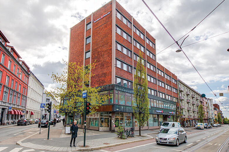 Eiendomsspar Majorstuveien 38 Oslo