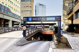 Oslo S parkeringshus