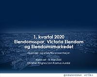 Aksjonærer- og analytikerpresentasjon Eiendomsspar