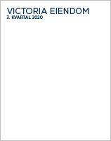 3. kvartalsrapport 2020 Victoria Eiendom