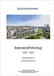 Eiendomsspars bærekraftstrategi 2020-2025