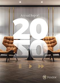 Pandox årsrapport 2020