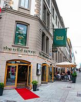 The Wild Rover pub Oslo