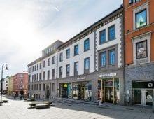 Butikklokaler Karl Johans gate Oslo