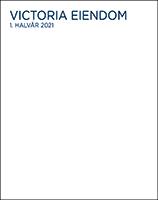 1. halvårsrapport 2021 Victoria Eiendom